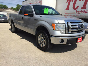 2009 Ford F-150 XLT SuperCab 4X4 Safetied Clean!!!