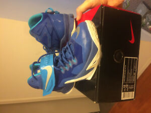 Lebron soldier 7s