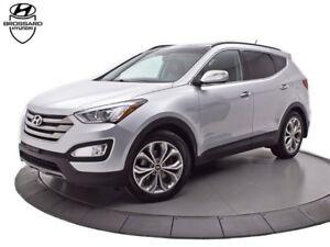 2016 Hyundai Santa Fe Sport 2.0T Limited CUIR TOIT PANO. GPS CAM