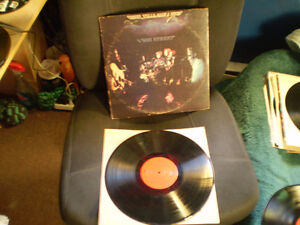 vinyl Lp crosby/stills/nash & young 4 way street double album