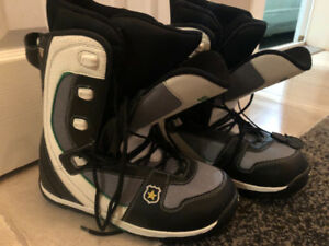 51 50 Snowboard Boots- New condition