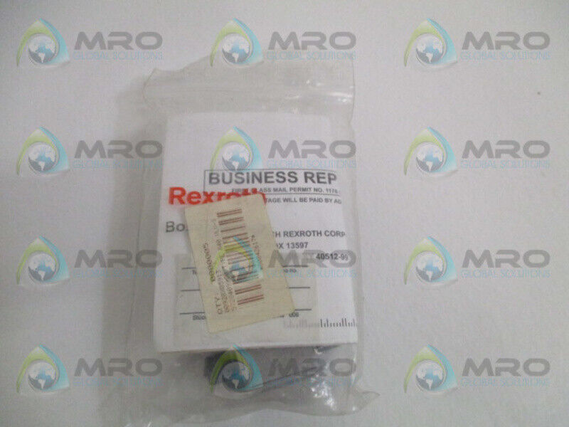 REXROTH 5728409980 DIRECTIONAL CONTROL VALVE *NEW IN FACTORY BAG*