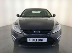 2013 FORD MONDEO ZETEC TDCI DIESEL AUTOMATIC 1 OWNER SERVICE HISTORY FINANCE PX