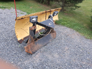 8ft fisher plow