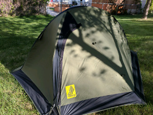 Hillary One Person Backpacking Tent.