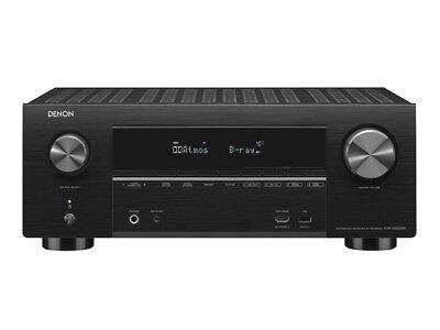 Denon AVR-X3500H / Network A/V-Receiver, AirPlay 2 Alexa Full 4K Ultra HD HEOS