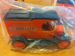 JM Schneider special edition delivery trucks