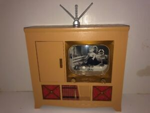 American Girl Maryellen 1950's TV Console