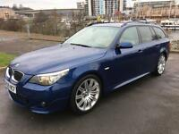 2009 BMW 5 SERIES 525D M SPORT BUSINESS EDITION TOURING ESTATE DIESEL