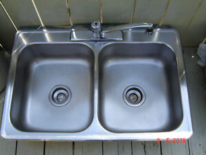 Stainless Steel Kitchen Sink for sale