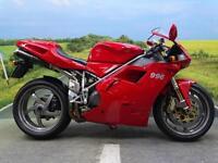 Ducati 996 Biposto **CLASSIC DUCATI IN STUNNING CONDITION**