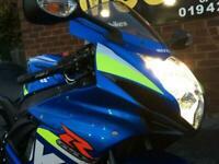 Suzuki GSX-R600 L5 Moto GP 65 reg just 2500 miles