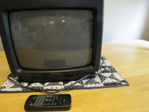 13  Inch Colour TV with Remote