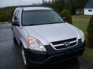 For sale 2006 CRV all wheel drive for sale.