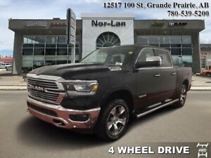 2019 Ram 1500 Laramie  - HEMI V8 - Leather Seats - $201.51 /Wk