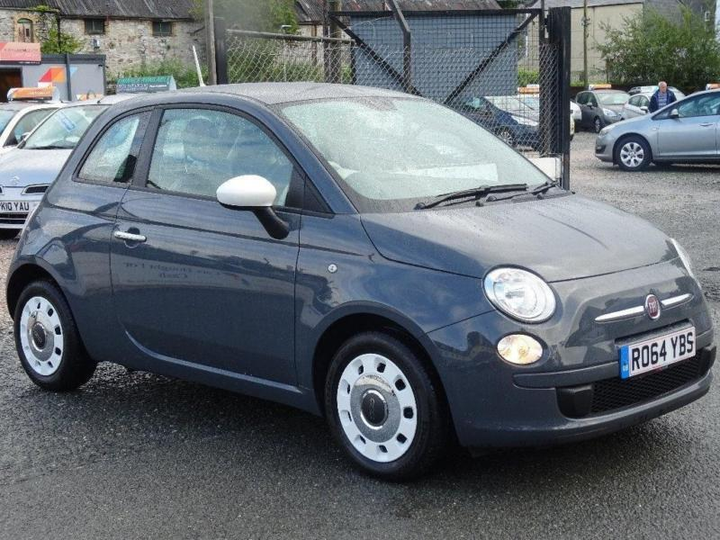 2014 Fiat 500 0.9 TwinAir Colour Therapy 3dr (start/stop)