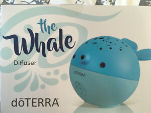 Brand New Doterra Whale Diffuser