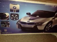 BMW i8 Ride On Car Brand new in box