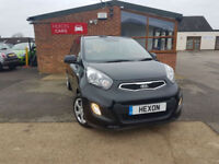 2012 Kia Picanto 1.0 ( 68bhp ) MANUAL PETROL PX WELCOME