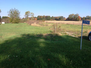 VACANT RESIDENTIAL BUILDING LOT IN RODNEY London Ontario image 2