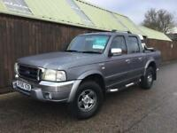 Ford Ranger 2.5TDdi Wildtrak Double Cab**ONLY 59K**FULL HISTORY**