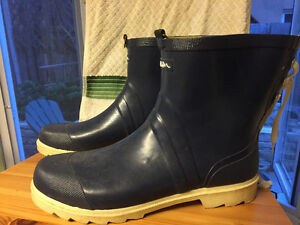 Shorty Rubber Boots like New