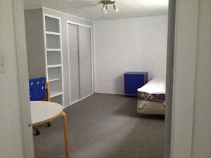 May-Aug. Furnished & all inclusive.  Perfect for co-op students!