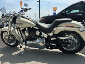 *Low KMS!* 100th Anniversary edition Harley Fatboy