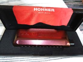 Hohner CX12 JAZZ chromatic harmonica in C