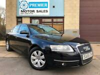 2005 (55) AUDI A6 3.2 FSI QUATTRO SE, FULL LEATHER SEATS, CRUISE CONTROL +