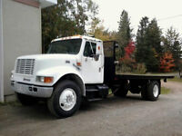 1999 International 4900, very good shape, inspected and lic
