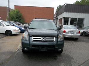 2006 Honda Pilot SUV, AWD 7 Seats 182000 with safety
