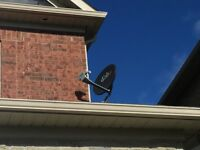 Satellites installation, upgrade & repair in Durham. 416-700-600
