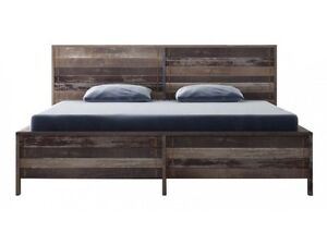 Reclaimed Wooden Platform Bed! ON SALE!