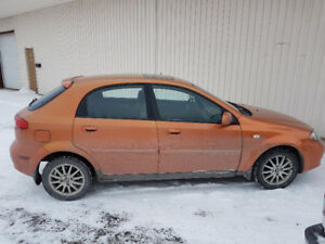 2005 Chevy Optra For Sale