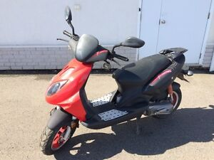 2009 Keeway F-ACT 50 scooter