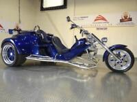 Rewaco RF1-GT Grand Tourer Trike 2007