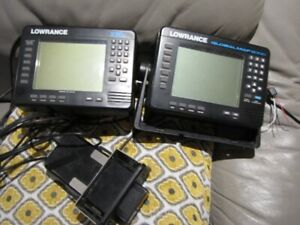 Lowrance Fish & Mapping Unit