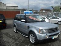 Land Rover Range Rover Sport 2.7TD V6 auto 2006 HSE