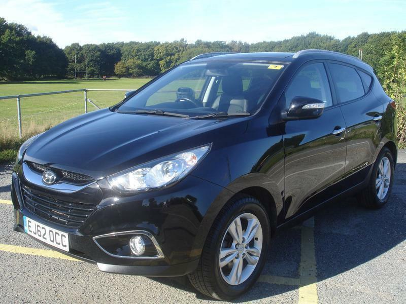 hyundai ix35 1 7 crdi 2wd premium in mistley essex gumtree. Black Bedroom Furniture Sets. Home Design Ideas
