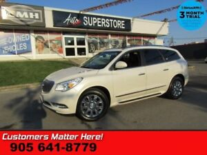 2015 Buick Enclave Leather  AWD NAV DUAL-ROOF LD CW BS BOSE P/GA