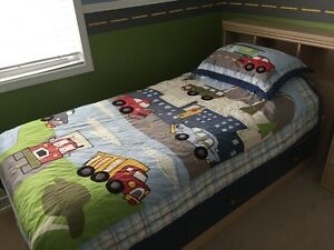 Transportation kids Bedding and accessories