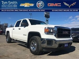2015 GMC Sierra 1500 4WD CREW CAB 153.   - Certified - CRUISE -
