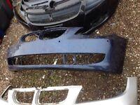 E60 Bmw 5 series front bumper