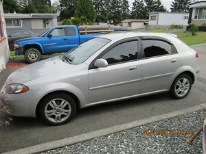 2006 Chevrolet Optra Sedan