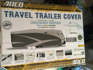 Cover for Travel Trailer