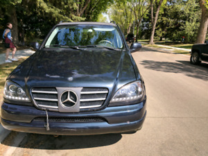 MERCEDES ML320 FORSALE LOTS EXTRA INC. 4000 OBO