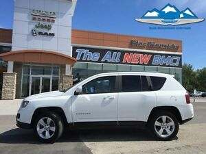 2015 Jeep Compass North 4x4  ACCIDENT FREE, 4WD, MP3/USB/AUX,CAR