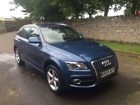 audi a6 s line saloon 2l tdi in inverurie aberdeenshire gumtree. Black Bedroom Furniture Sets. Home Design Ideas