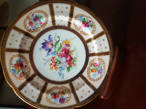PARAGON Fine Bone China Dinner Plate